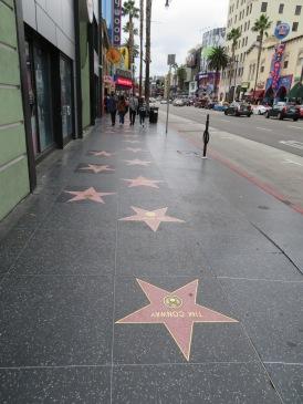 Walk of fame.